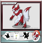 Alternative Evo:  PREDAGOOSE by PEQUEDARK-VELVET