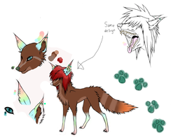Offical Ref for Reymond by love873