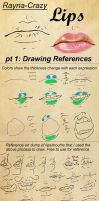 Lip and Mouth References by Rayna-Crazy