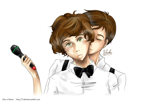 Larry Stylinson by Yalenda