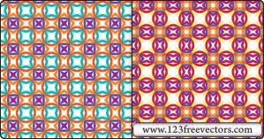 Free Seamless Vector Pattern by 123freevectors