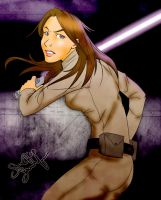 Jedi Solo by call-me-lydia