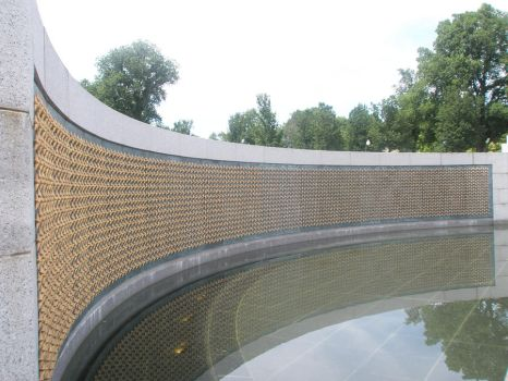 WWI Memorial-Stars by Foxy-Rae
