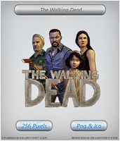 The Walking Dead Game - Icon by Crussong