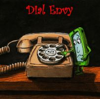 Dial Envy by Keith-McGuckin