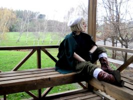 APH Cosplay - Switzerland 1 by ChibiCaya