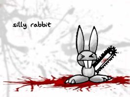Silly Rabbit by Rubber-toe