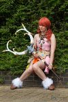 Final Fantasy XIII - Taking a Moment by MsKitty77