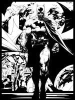 Pencils Jim Lee, Ink abdol by abdol-ilustrador