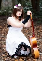 Yui Hirasawa - Don't say lazy by FaytheCosplay