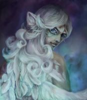 Feathery by Owlet-in-chest