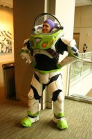 Buzz Lightyear 4 - ECCC 2012 by nwpark