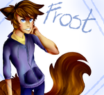 .:GIFT:. Frosteu :3: by BabcinyPasztet