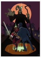 TF2 Halloween 2013 by protowilson