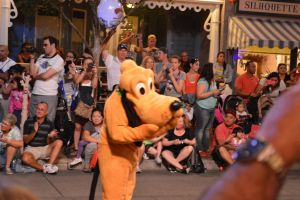 Pluto at Disneyland (9.23.13) by VoyagerHawk87