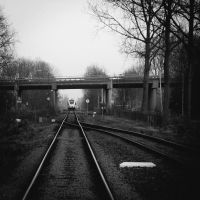 Trainspotting by Dynnnad