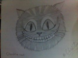 cheshire cat by cookielover1275