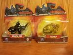 New Toothless and Grump Figures by Panzerific