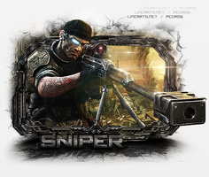 Sniper by pedrowo