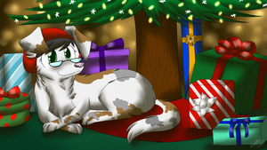 What's December Without Christmas Eve? by Rainy-bleu