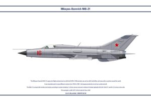 MiG-21 USSR 2 by WS-Clave