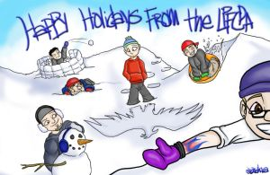 ::Happy Holidays from LPFCDA:: by linkinparkfans