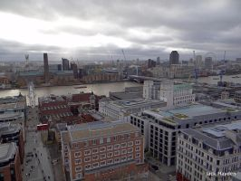 From the Roof of St. Pauls by JackHayden