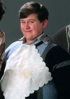 Dudley Dursley and His Daemon by LJ-Todd