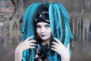 Cybergoth IV by Tvirinum