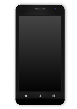 117 Black Android Phone by hatalar205