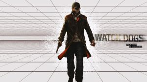 Watch Dogs - The System Wallpaper by Binary-Map