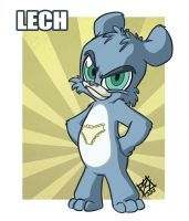 Bear Nuts: Lech by jmh3k