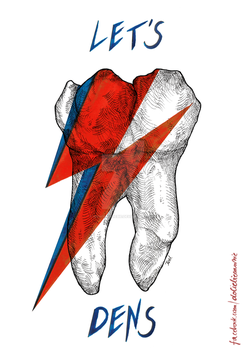 Tooth = dens in Latin by mowiedoCiebie
