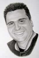 Bram in graphite by mo62
