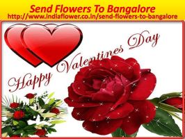 Valentine Day 2016 Flowers Delivery In Bangalore 4 by monarai47