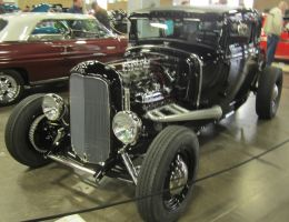 30 Ford model A by zypherion