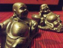 laughing Buddha by PiciHollo