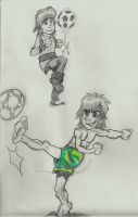 HTTYD: Hiccup and...Football?? by Bintavivi