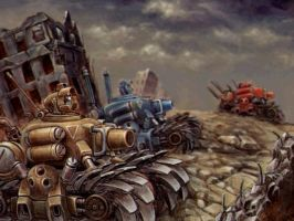 metal slug tanks by fzp