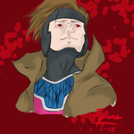 Gambit For Art Trade by Tyrus-San