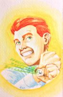 Jimmy Olsen by jurassictodd