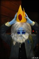 Becoming the Ice King by BOiKEM