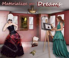 materialize your dreams by elyandste