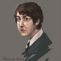 Paul Mccartney by pulmonaries