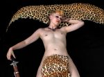 Leopard's Touch by Wuss-Lee