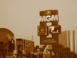 MGM Grand by macdonm