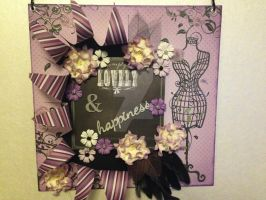 Scrapbooking picture - Girly style by KittenontheKeys