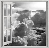 WINDOW TO HEAVEN by mysticmorning