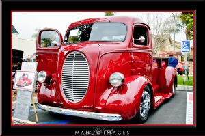 39 Ford Coe Pick-Up by mahu54