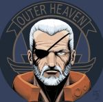 Outer Heaven - Big Boss by BodyTriangle